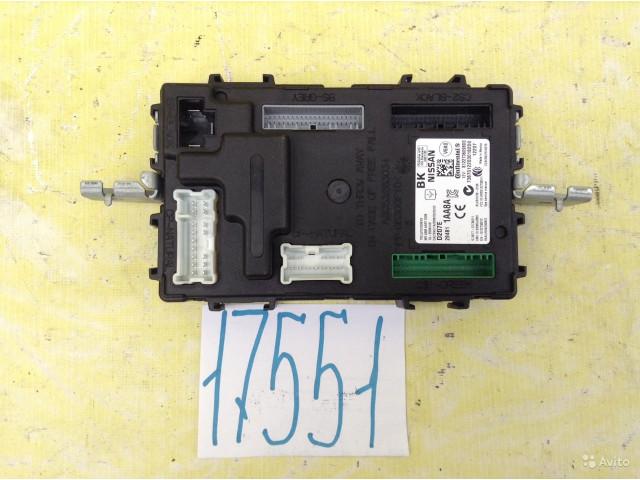 Nissan Teana J32 Электронный блок