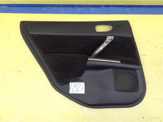 Nissan Teana J32 Обшивка двери задняя левая