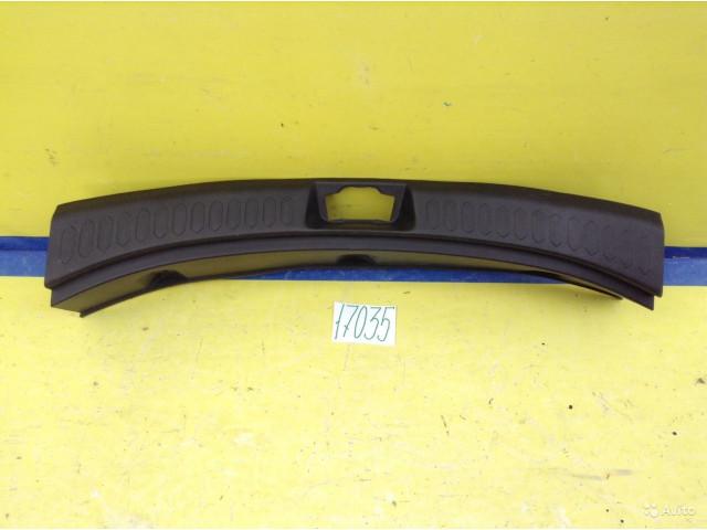 Kia Sportage накладка багажного отделения