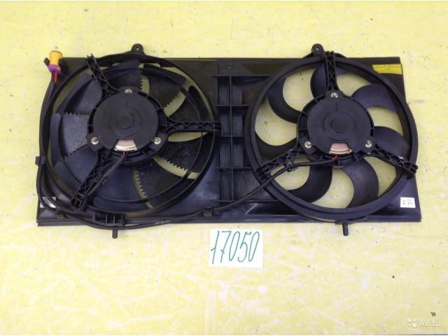 Lifan X50 Диффузор в сборе с вентилятором