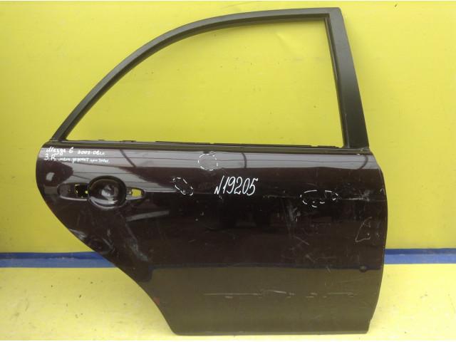 Mazda 6 дверь задняя правая