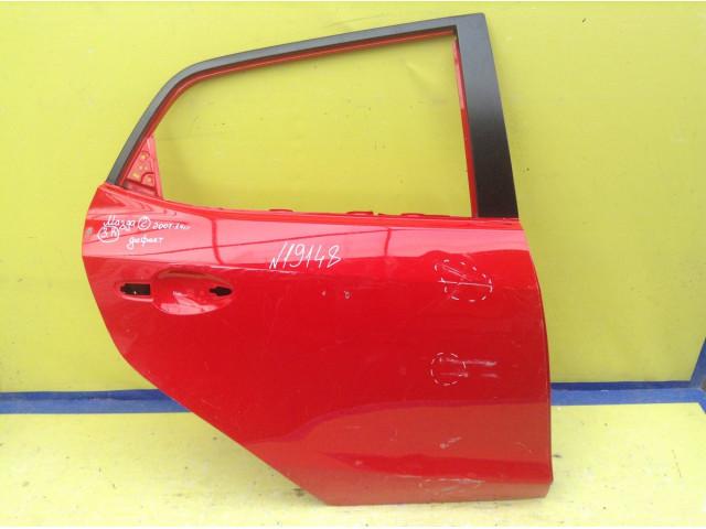 Mazda 2 дверь задняя правая