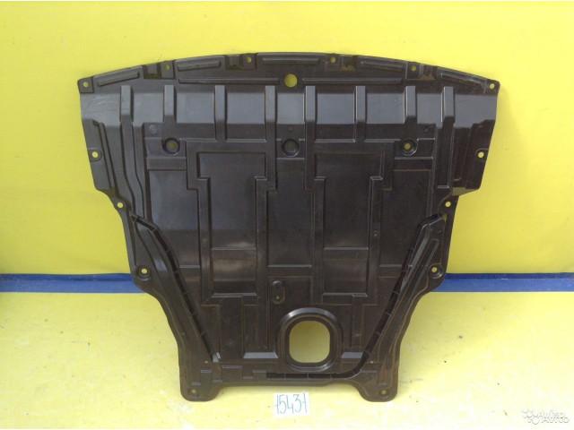 Nissan Qashqai Пыльник Защита двигателя
