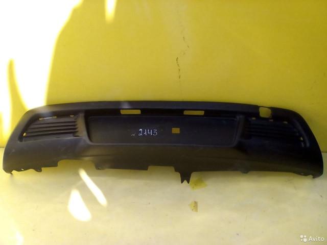 Peugeot 308 Рестайлинг Бампер задний